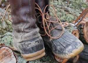 LL Bean boots001e